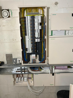 Expert Electrical Rewiring London